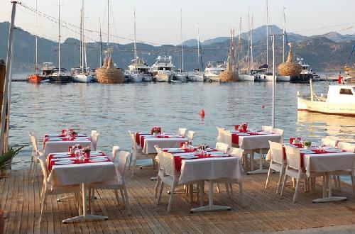 Selimiye Garden Beach Hotel transfer