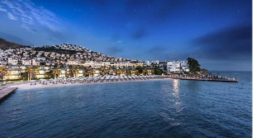 Swiss Hotel Resort Bodrum Beach transfer