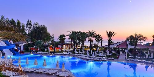 Annabella Diamond Hotel Spa transfer