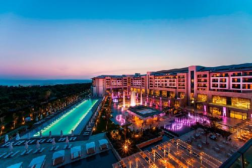 Regnum Carya Golf Spa Resort Antalya Flughafentransfer