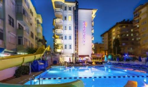 Parador Suite Apart Hotel transfer