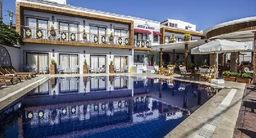 Akkan Beach Hotel Bodrum transfer