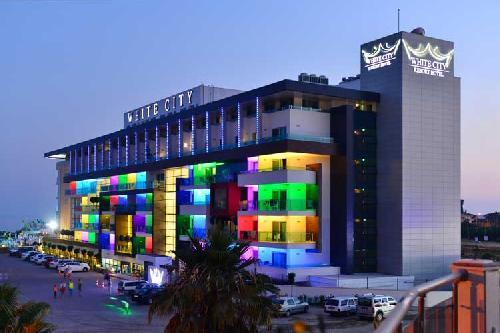 White City Resort Spa transfer