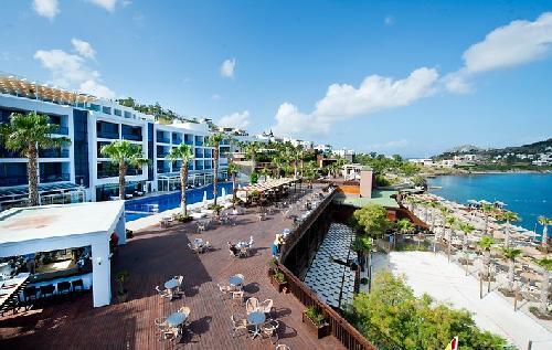 Delta Beach Resort transfer