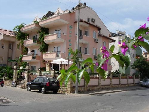 Selenya Aparts Hotel transfer