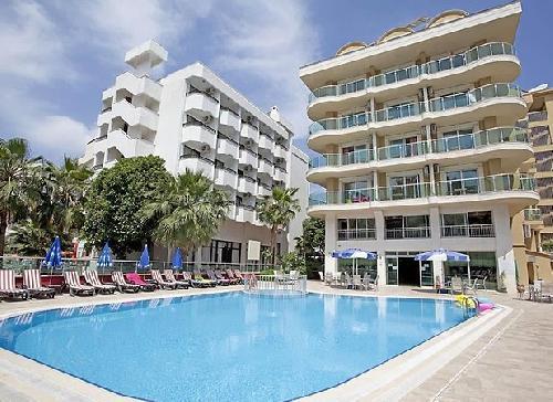Alkan Hotel Marmaris transfer