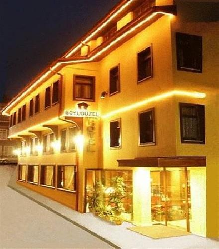 Boyuguzel Termal Hotel transfer