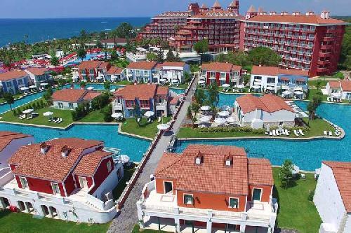 ic Hotels Santai Antalya Flughafen Transfer