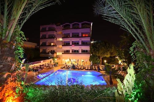 Park Hotel Alanya transfer