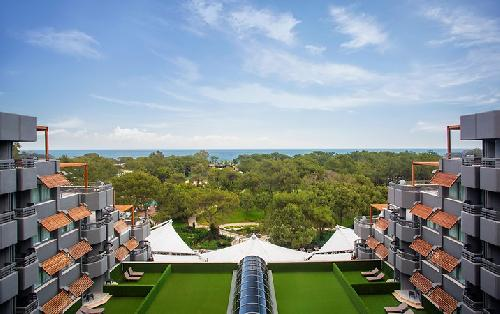 Paloma Renaissance Antalya Beach Resort Spa transfer