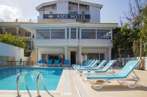 Asel Hotel transfer