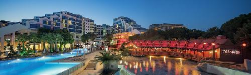 Cornelia Deluxe resort Antalya Flughafen transfer
