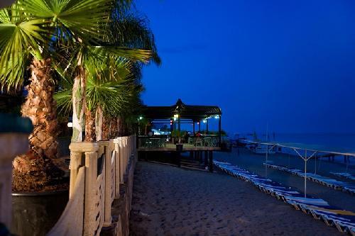 Larissa Club Akman Park Hotel transfer