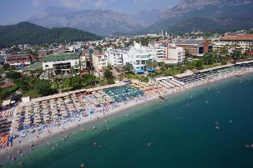 Viking Moral Beach Hotel transfer