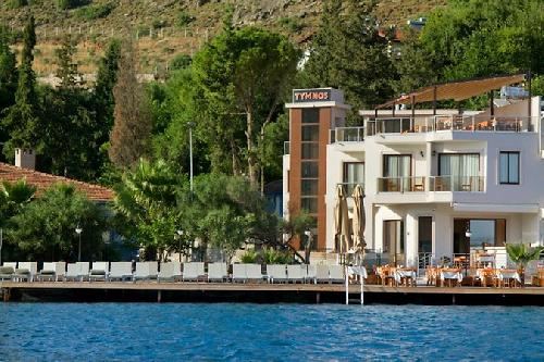 Tymnos Hotel Bozburun transfer