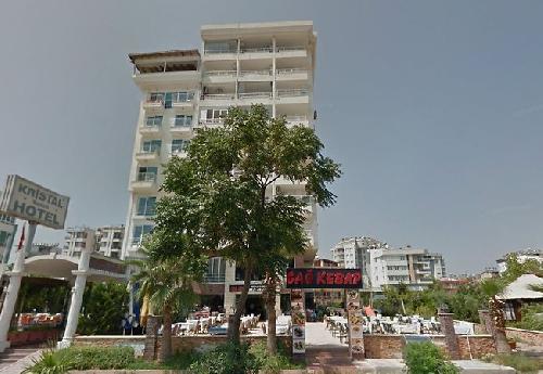 Kristal Beach Hotel transfer