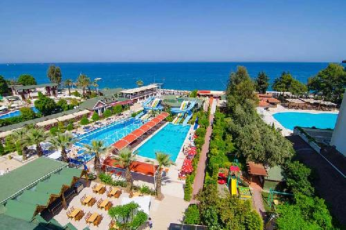 Lims Bona Dea Beach Hotel transfer