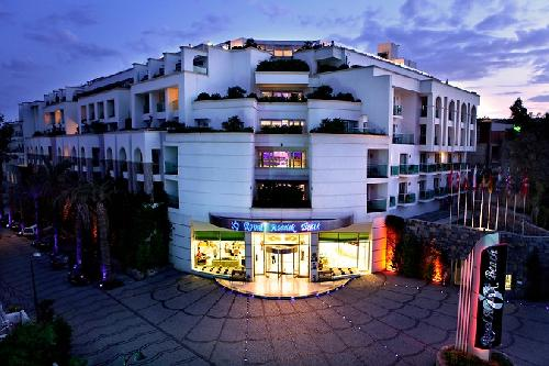 Royal Asarlik Beach Hotel Spa transfer