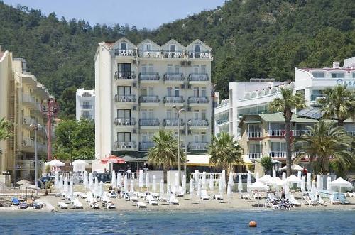 Bliss Beach Hotel transfer