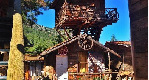 Kadir s Tree Houses transfer