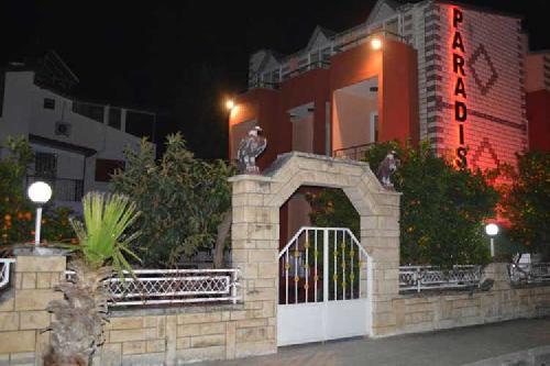 Kemer Paradise Hotel transfer