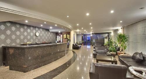 Hotel Antroyal transfer