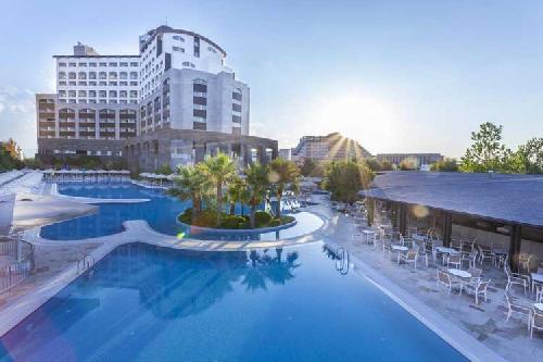 Hotel Melas Lara transfer