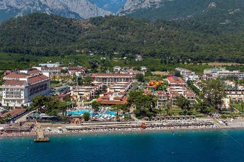 Crystal Aura Beach Resort Spa transfer