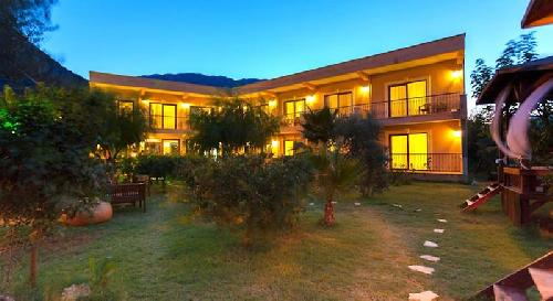 Adrasan Deniz Hotel transfer