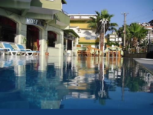 Anerissa Hotel transfer