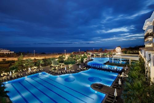 Alba Royal Hotel transfer