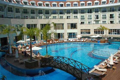 Meder Resort Hotel transfer