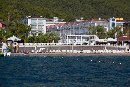 Onkel Hotels Beldibi Resort transfer
