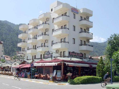 icmeler Apart Hotel transfer