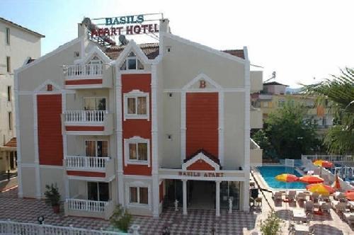 Basils Apart Hotel transfer