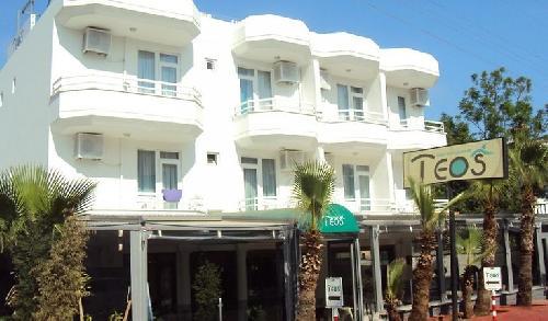 Teos Hotel transfer