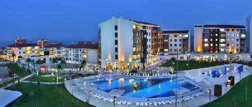 Hattusa Vacation Termal Club Ankara transfer