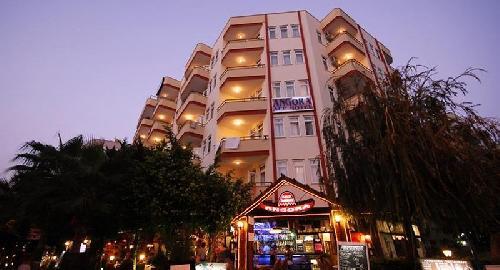 Angora Apart Hotel transfer