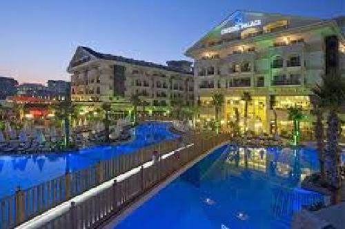 Crystal Palace Luxury Resort & SPA transfer