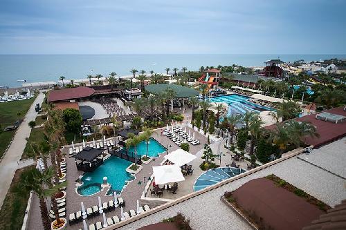 Crystal Family Resort Antalya Flughafentransfer