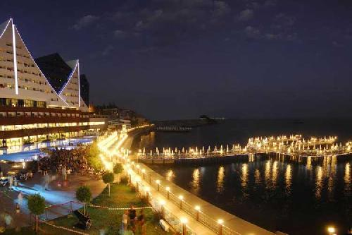 Orange County Resort Alanya transfer