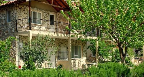 Dionysos Lodge transfer