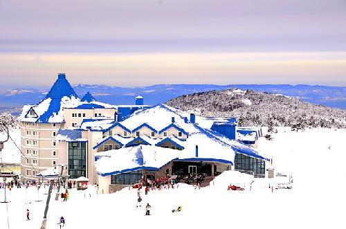 BOF Hotels Uludag Ski Conv Resort transfer