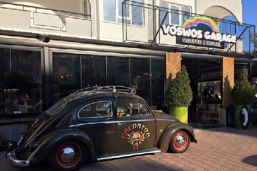 Voswos Garage Coffee Hotel transfer