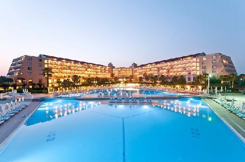 Kaya Belek Hotel Antalya Flughafen transfer