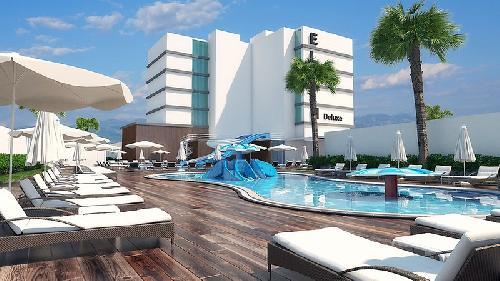 Elvin Deluxe Hotel transfer