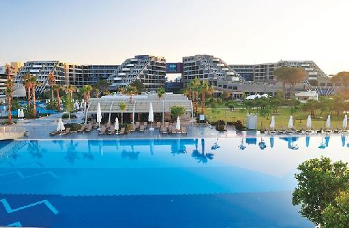 Susesi Luxury Resort Antalya Flughafentransfer