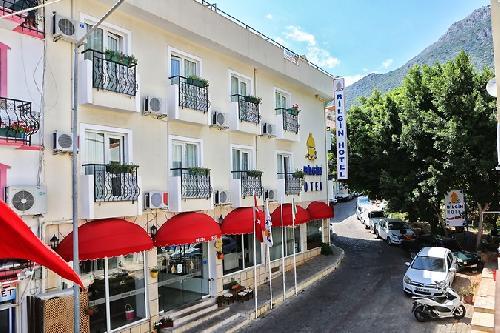 Bilgin Hotel transfer