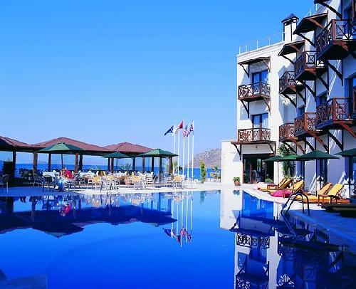 Elite Hotel Yalikavak transfer