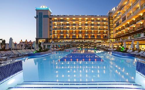 Luna Blanca Resort Spa transfer